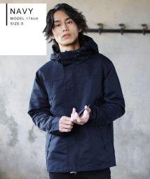 THE CASUAL/(バイヤーズセレクト) Buyer's Select 撥水マウンテンパーカー/501585018
