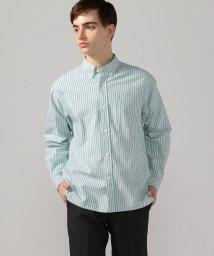 TOMORROWLAND MENS/コットンオックスフォード オーバーサイズボタンダウンシャツ/501585123