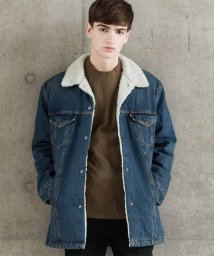 LEVI'S MEN/LONG SHERPA TRUCKER THOUSAND OAKS TRUCK/501555882