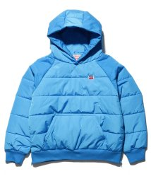 LEVI'S MEN/THE PUFFER HOODIE BRIGHT BLUE 9.8.1/501555972