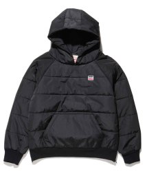 LEVI'S MEN/THE PUFFER HOODIE BLACK 9.8.2/501555973