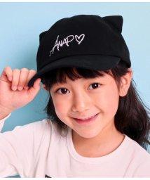 ANAP KIDS/ネコ耳CAP/501557922