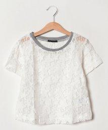 SISLEY YOUNG/スター柄レースシャツ・ブラウス/501570778