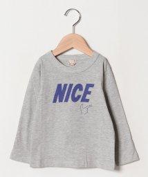 petit main/NICE長袖Tシャツ/501573224
