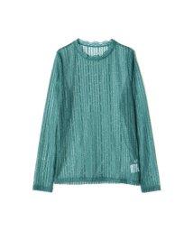 ROSE BUD/レースロングスリーブTシャツ/501586126