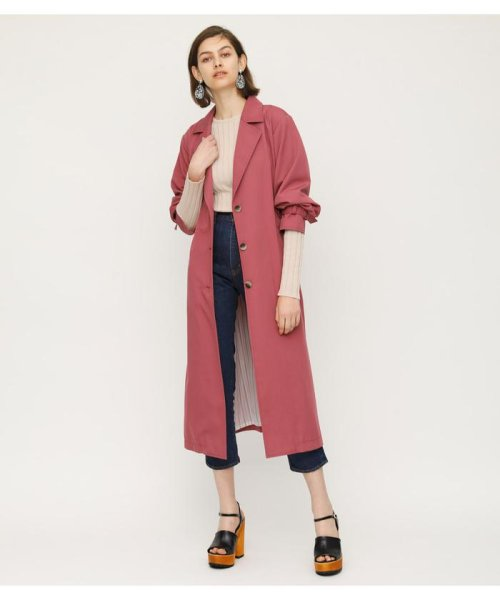 SLY(スライ)/OVER LONG TAILOR COAT/030CSY30-1480