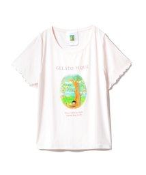 gelato pique/【さくらももこ】プリントTシャツ/501587430