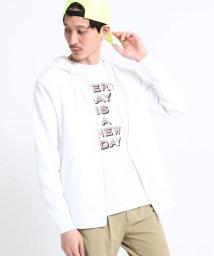 THE SHOP TK/【WEB限定/USAコットン】ジップパーカ/501588222