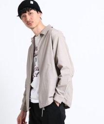 THE SHOP TK/【WEB限定】タイプライターコーチジャケット/501588224