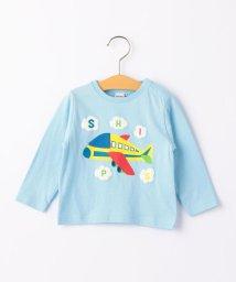 SHIPS KIDS/SHIPS KIDS:ベビー 乗り物 プリント TEE(80~90cm)/501588266
