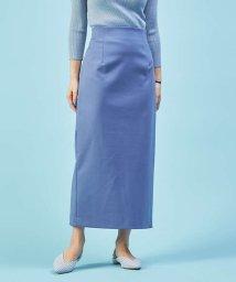 Rouge vif la cle/バックスリットロングタイトスカート/501505820