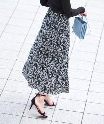 ur's/花柄Aラインスカート/501528290