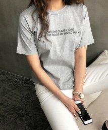 NANING9/NANING9(ナンニング)メッセージTシャツ/501572942
