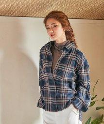 NAIN/NAIN チェックシャツ/501573013
