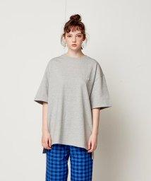 SWBD Sewing Boundaries/SWBD バックストリングTシャツ/501573071