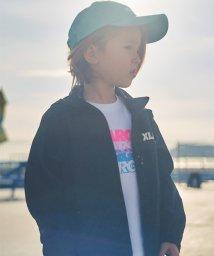 XLARGE KIDS/メッシュ切り替えブルゾンパーカー/501573357