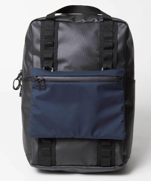 GLOSTER(GLOSTER)/【beruf baggage / ベルーフバゲージ】【別注】ADAPT SQUARE DAY PACK/9-0725-1-42-350
