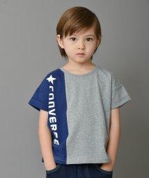 branshes/【★CONVERSE/コンバース】配色切り替え半袖Tシャツ(90~150cm)/501588094