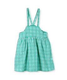 branshes/ギンガムチェックジャンパースカート(90~150cm)/501588098