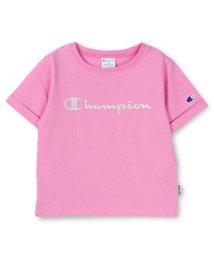 RADCHAP/【Champion×RADCHAP】ロゴ半袖Tシャツ/501588117