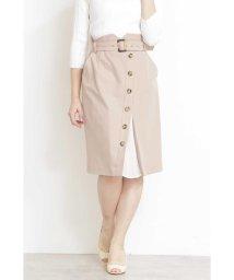 PROPORTION BODY DRESSING/◆トレンチプリーツタイトスカート/501588622