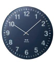 BRUNO/ドットグラデーションウォールクロック/501589399