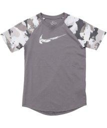 NIKE/ナイキ/キッズ/ナイキ YTH カモ ラグラン Tシャツ/501590025