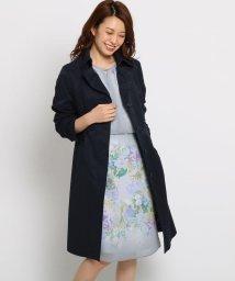 SunaUna/花柄ライナー付スプリングコート/501590186