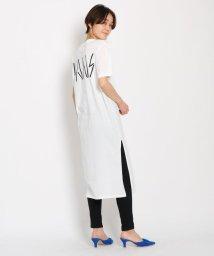 AG by aquagirl/【別注アイテム】VANS スリットロングTシャツワンピース/501590198
