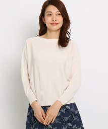 SunaUna/【洗える】裾デザインニット/501590388