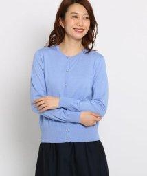 SunaUna/【洗える】パールボタンカラーカーディガン/501590390