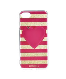 IPHORIA/【iPhone8/iPhone7 対応】 ミラーケース付き Mirror Case Pink Heart/501590440
