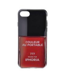 IPHORIA/【iPhone8/iPhone7 対応】 ネイルボトルシリーズ Rouge Pur/501590454
