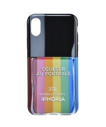 IPHORIA/【iPhoneX 対応】 ネイルボトルシリーズ/501590459