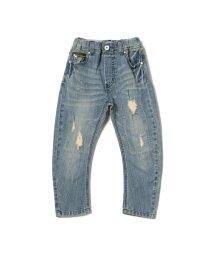 こどもビームス/ARCH&LINE / デニム 5 ポケット バナナ パンツ 19 (100~145cm)/501590817