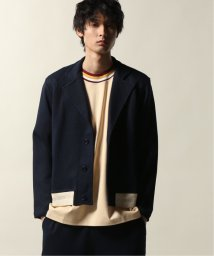JOURNAL STANDARD relume Men's/DROLE DE MONSIEUR / ドロールドムッシュ  Unstructued Ribbed Bla/501591491