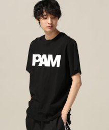 PULP/【PULP】P.A.M. / パム S.LOOPS LOGO SS TEE/501591571