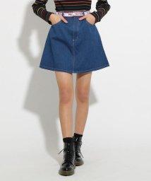 PINK-latte/ベルト風台形 スカート/501591586