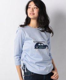 CARA O CRUZ/車モチーフTシャツ/501543951