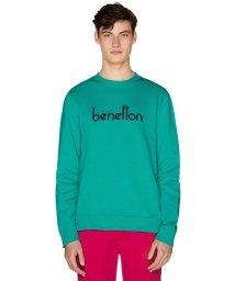 BENETTON (mens)/クラシックロゴスウェットトップス/501566541