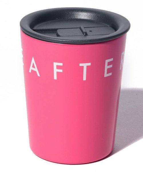 Afternoon Tea LIVING(アフタヌーンティー・リビング)/ロゴ柄ステンレスタンブラー 240ml/FM9119200362