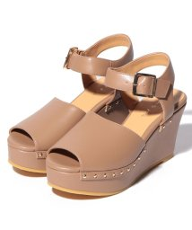 To b. by agnes b./WF23 CHAUSSURES プラットフォームサンダル/501583747