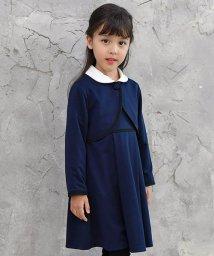 子供服Bee/長袖ジャケット 襟付きシャツ ワンピース  3点セット/501590411
