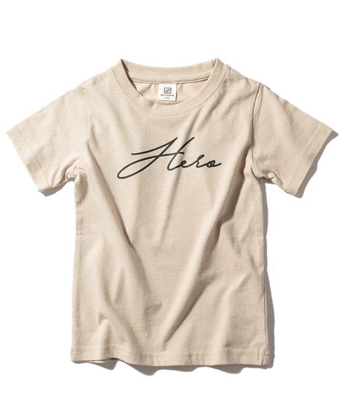 キッズ 子供服 全20柄 プリント半袖Tシャツ 男の子 女の子