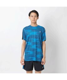 New Balance/ニューバランス/メンズ/NB HANZO プリントショートスリーブTシャツ/501592356