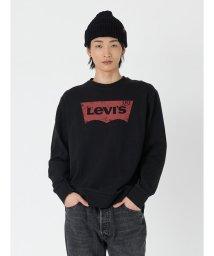 Levi's/【至極の逸品】バットウィングロゴスウェットシャツ ブラック/501592723