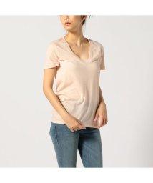 Levi's/VネックTシャツ/NUDE/501592796