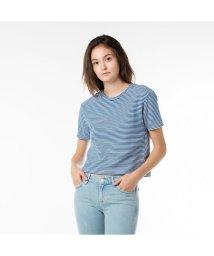 Levi's/ボックスTシャツ/MONACOBLUE/501592873
