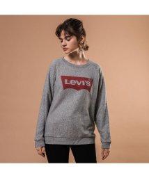 Levi's/バットウィングクルーネックスウェット/501592884