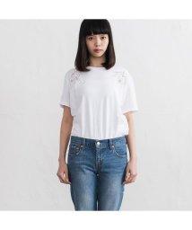 Levi's/ALICIATシャツ-WHITE/501593117
